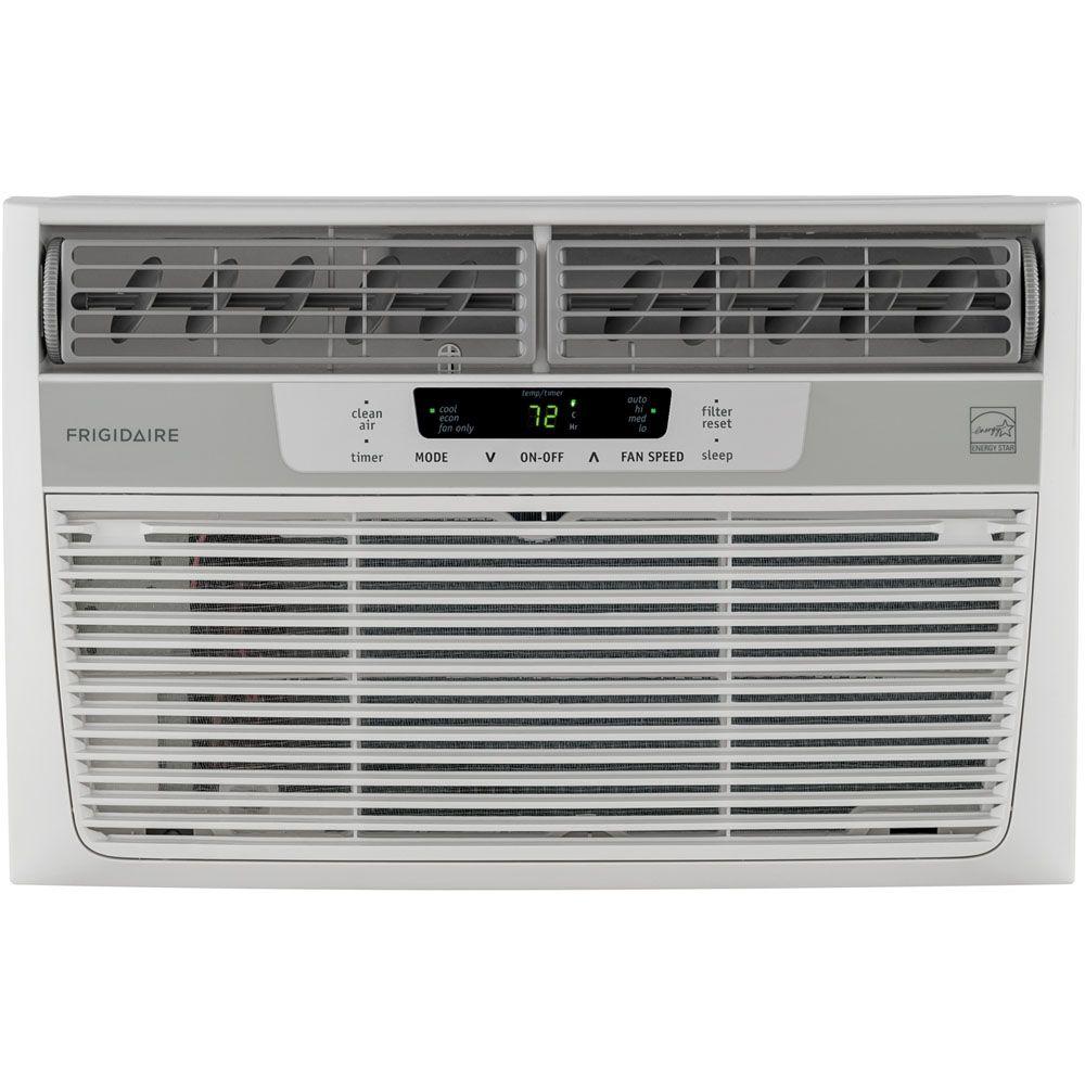 446-424 - Frigidaire Energy Star 8,000 BTU 115V Window Compact Air Conditioner w/ Remote