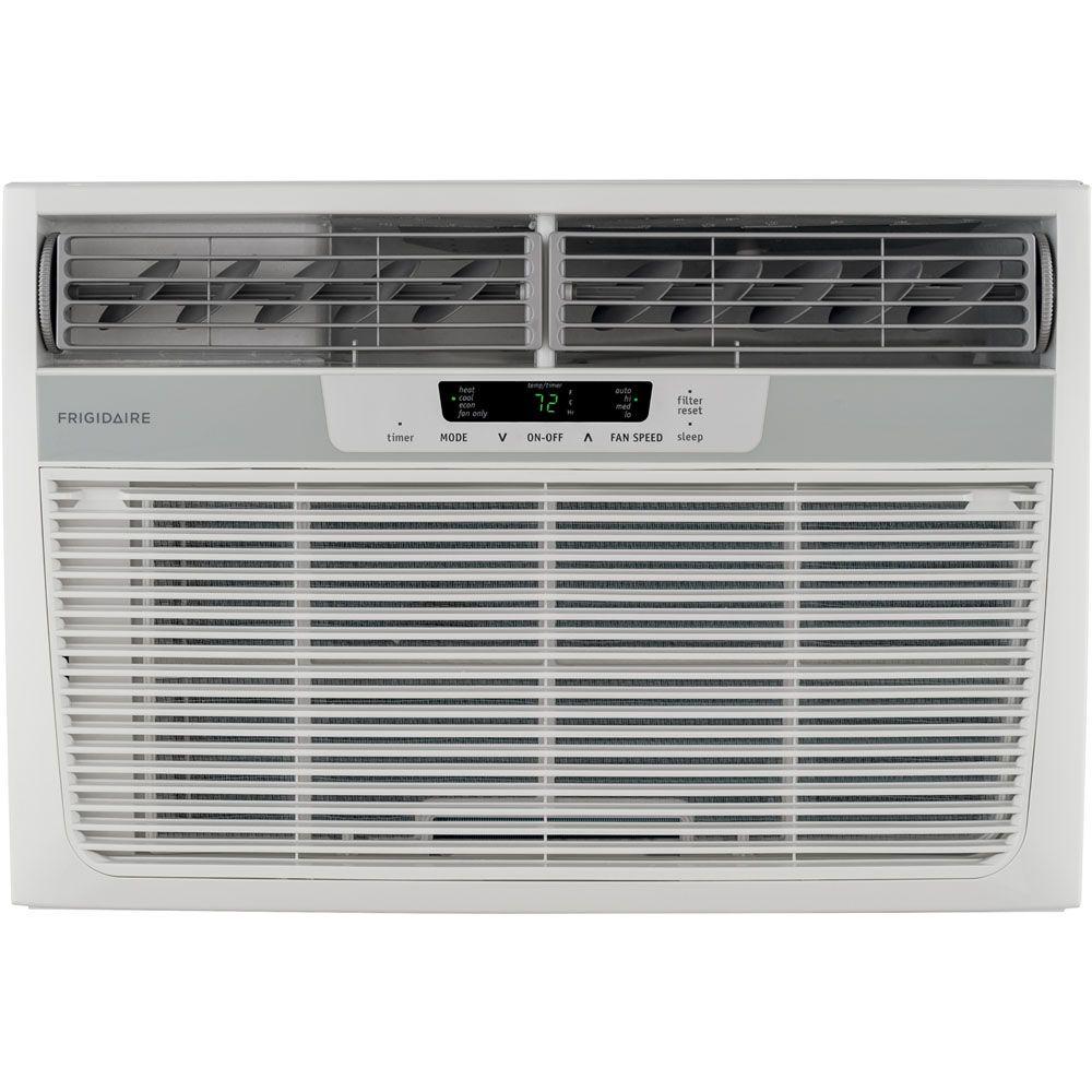 446-427 - Frigidaire 8,000 BTU 115V Slide-Out Chasis Window Air Conditioner & Heater