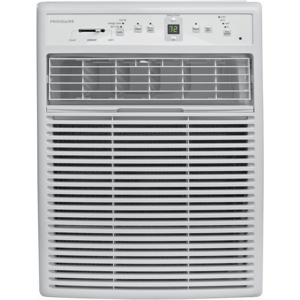 446-429 - Frigidaire 115V Slider / Casement Window Air Conditioner w/ Remote