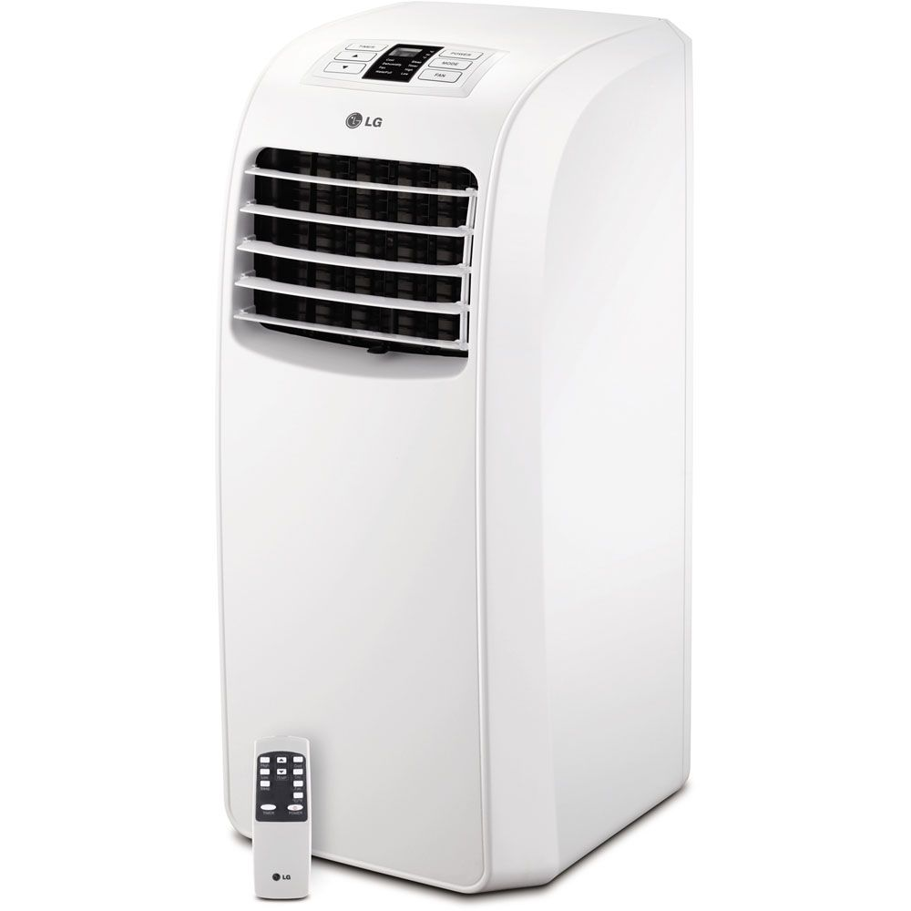 446-438 - LG 8,000 BTU 115V Portable Air Conditioner w/ Remote Control