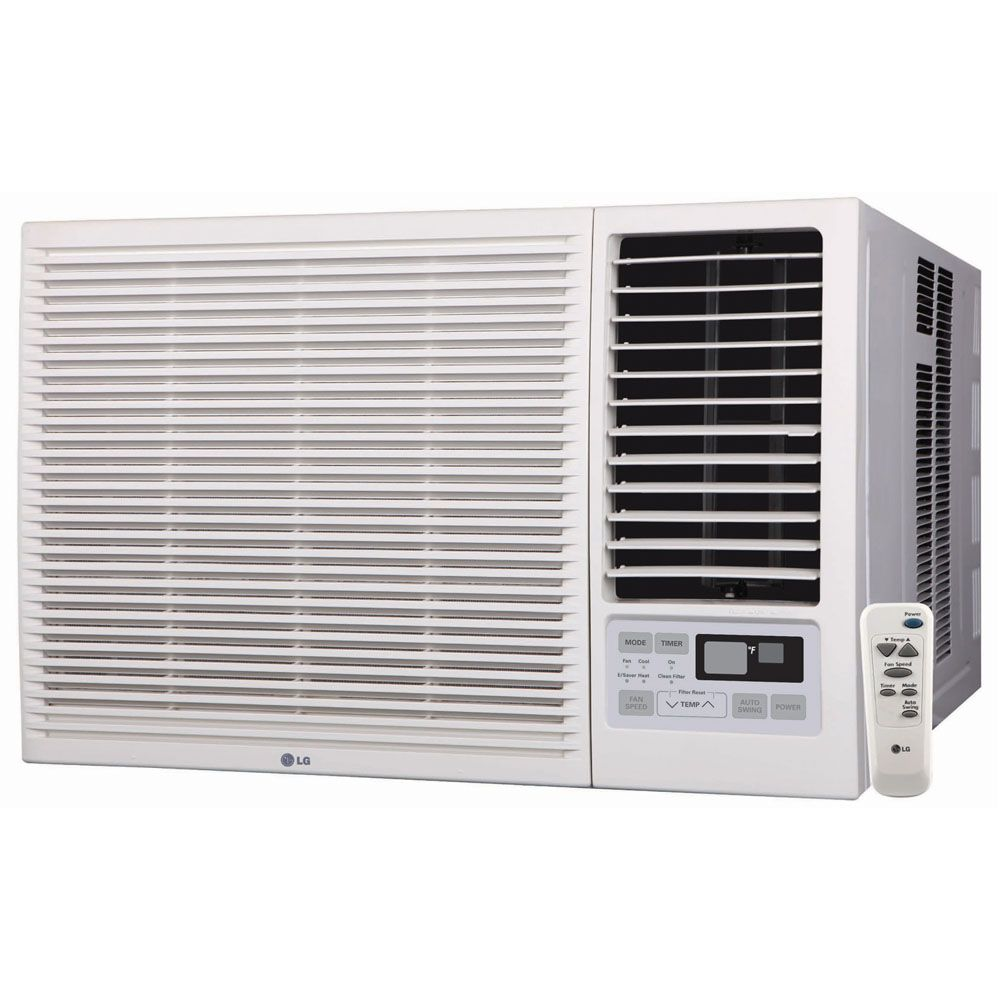 446-442 - LG 12,000 BTU 230V Window Heating & Air Conditioner