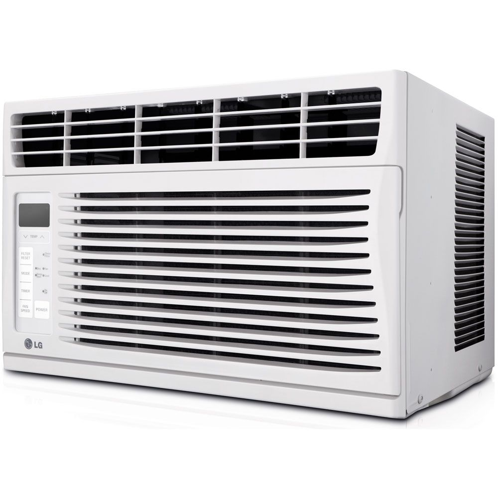 446-445 - LG Energy Star 6,000 BTU 115V Window Air Conditioner w/ Remote