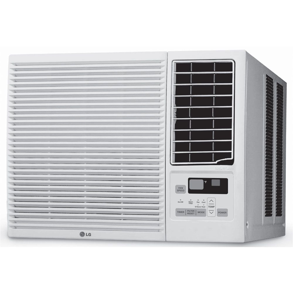 446-446 - LG 7,000 BTU 115V Window Heating & Air Conditioner