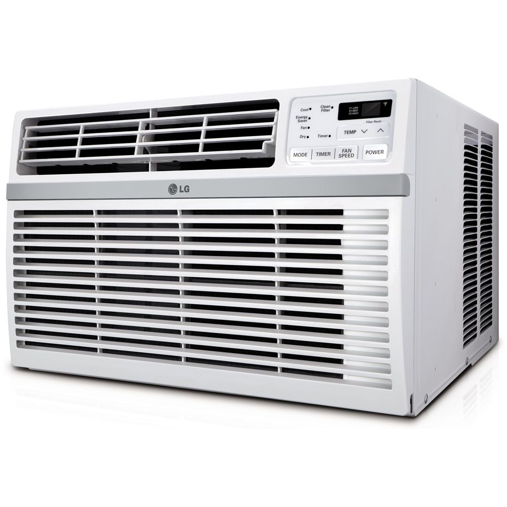 446-447 - LG Energy Star 8,000 BTU 115V Window Air Conditioner w/ Remote
