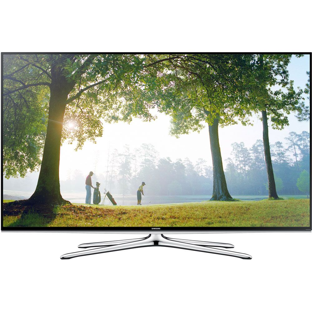 "446-624 - Samsung 55"" Full HD 1080p LED-Backlit Smart HDTV"