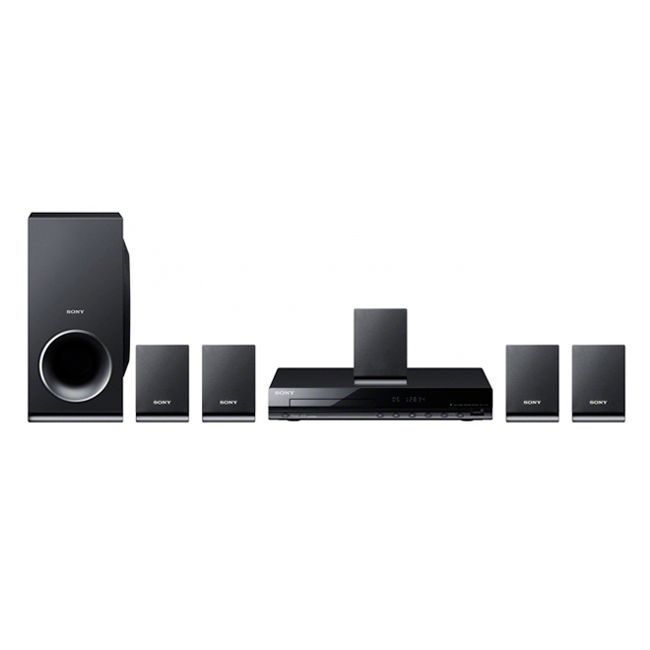 446-639 - Sony 5.1 Home Theater System w/ DVD Player - Refurbished