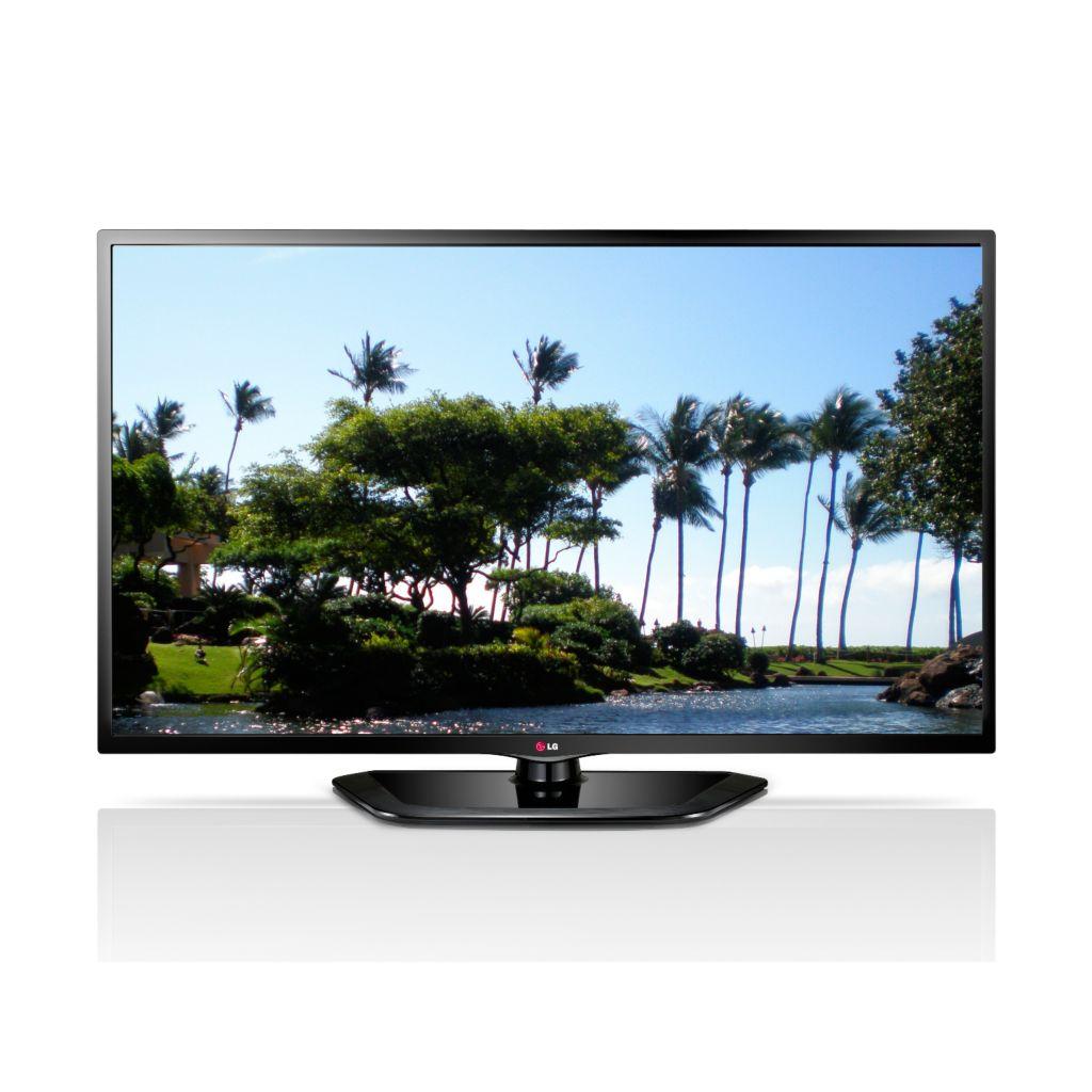 "446-750 - LG 50"" 1080p 120Hz LED-Backlit Smart HDTV w/ Built-in Wi-Fi & Three HDMI Ports - Refurbished"