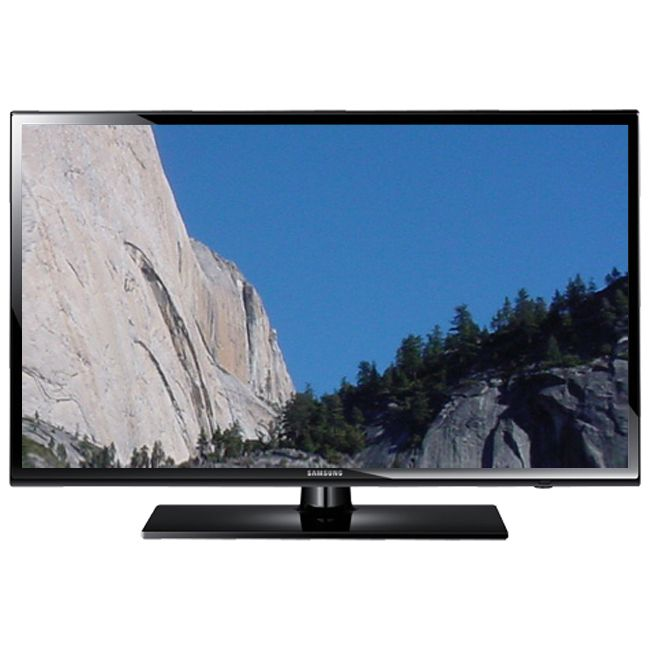 "446-817 - Samsung 55"" 1080p 120Hz LED Smart TV w/ Wi-Fi - Refurbished"
