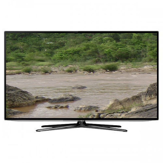 "446-820 - Samsung 60"" 1080p 240Hz 3D LED TV w/Wi-Fi - Refurbished"