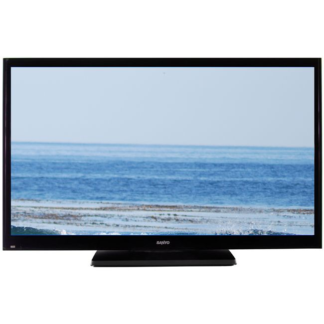 "446-831 - Sanyo 46"" 1080p 60Hz LCD-LED HDTV - Refurbished"