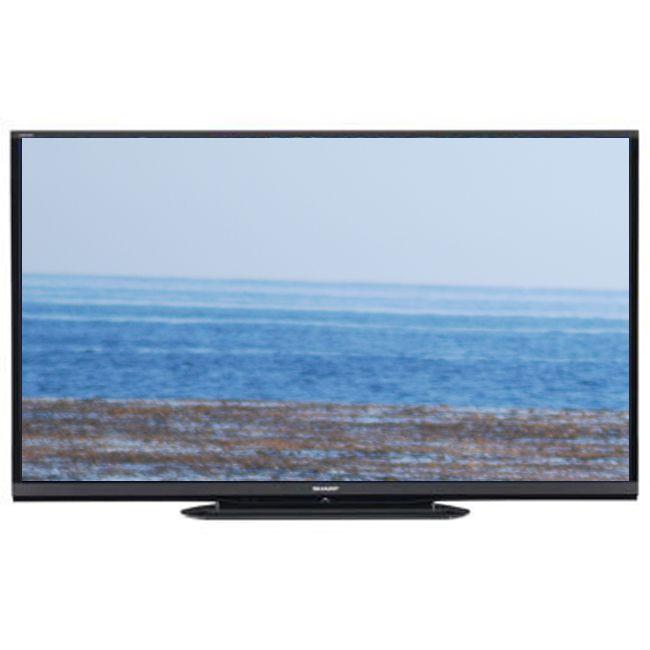 "446-844 - Sharp 70"" Class 1080p 120Hz Edge Lit LED Smart HDTV - Refurbished"