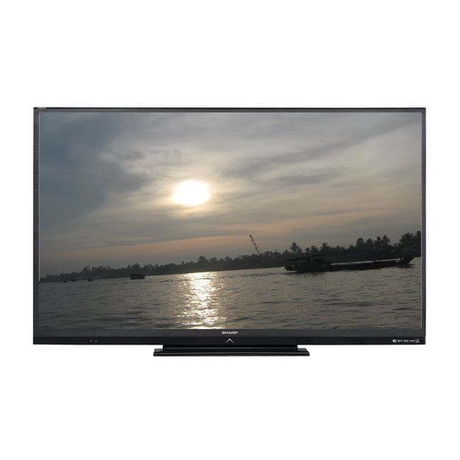 "446-847 - Sharp 70"" Aquos 1080p 120Hz LED HDTV w/ Built-in Wi-Fi - Refurbished"