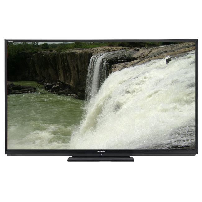 """446-848 - Sharp 70"""" 1080p 120Hz Smart 3D LED HDTV - Refurbished"""