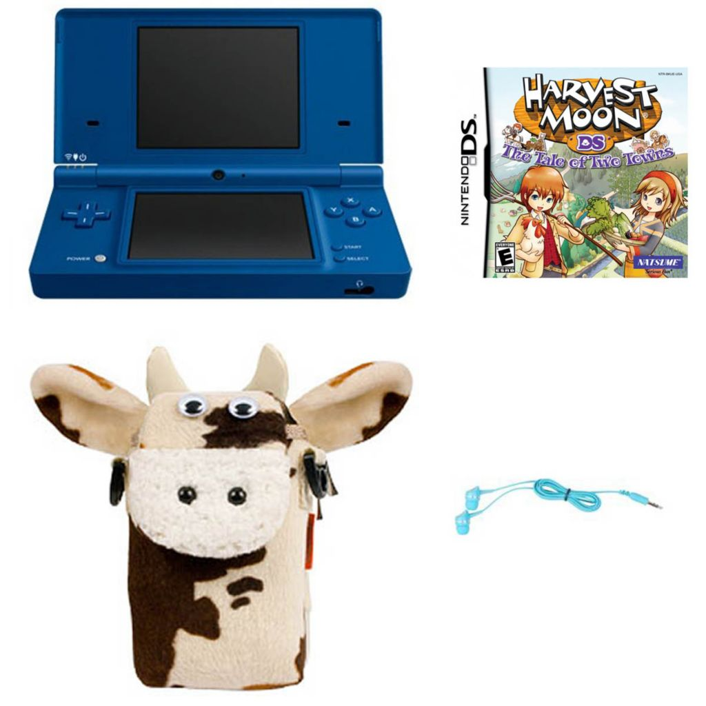 447-068 - Nintendo DSi Cowabunga! Bundle w/ Game