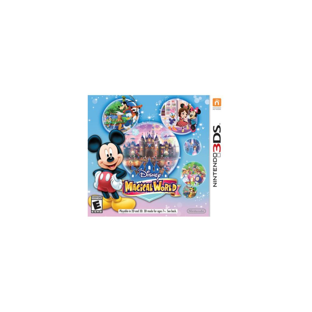 447-070 - Disney Magical World Video Game