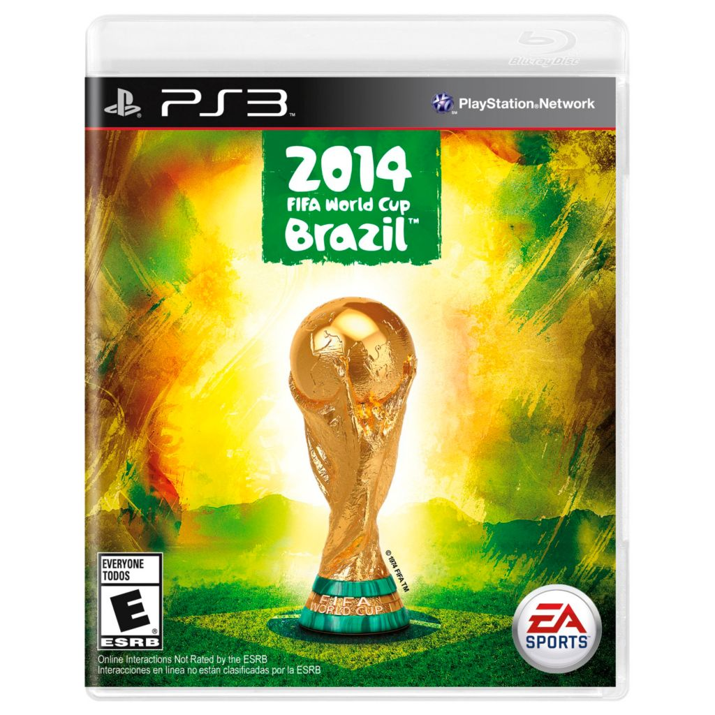 447-072 - FIFA 2014 World Cup Brazil Video Game