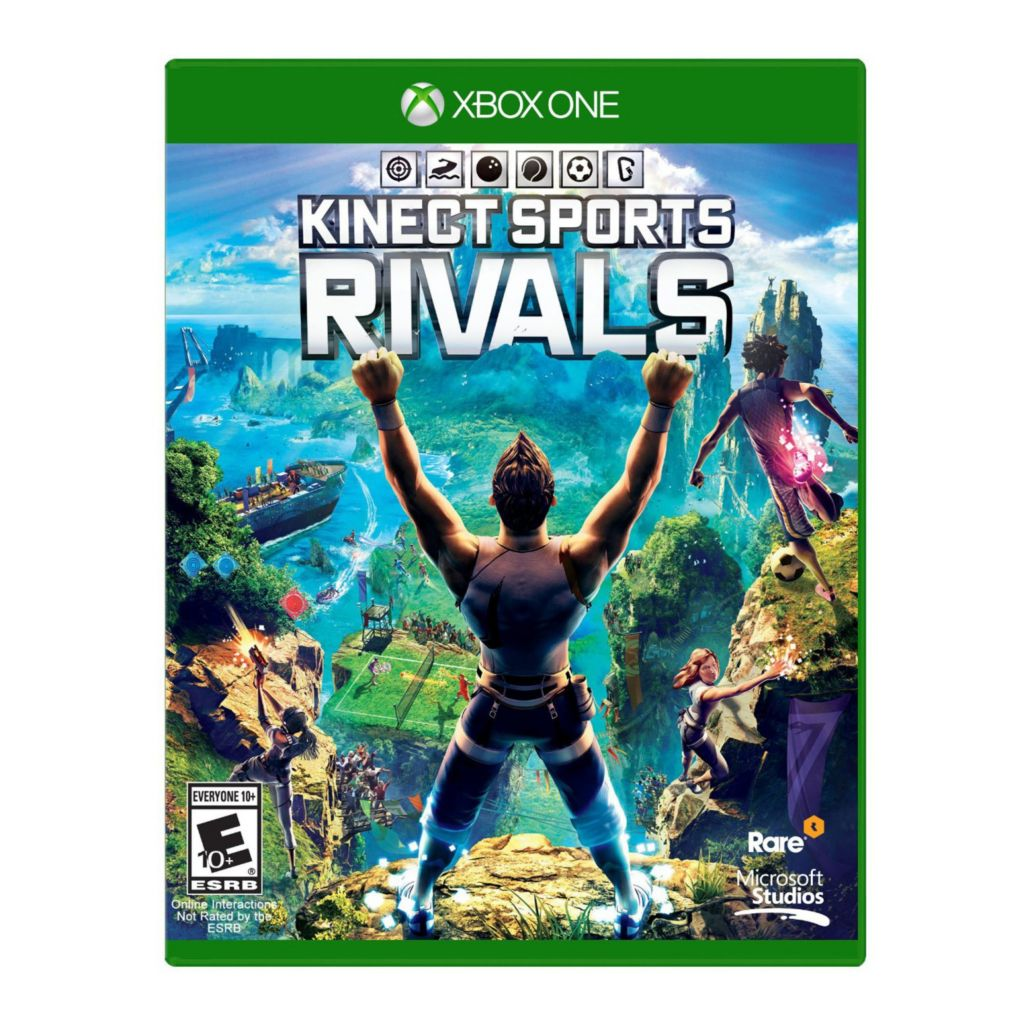 447-075 - Kinect Sports Rivals XBOX One Video Game