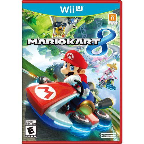 447-078 - Mario Kart 8 Wii-U Video Game