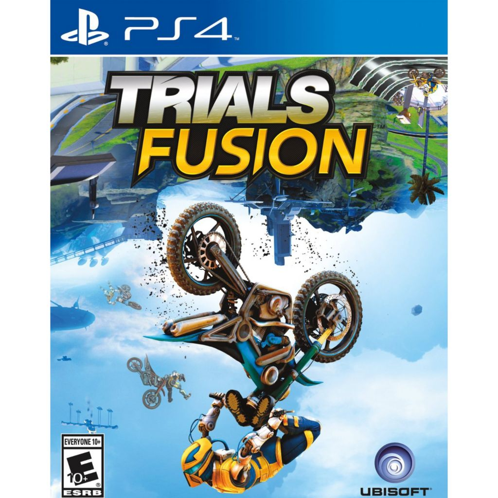 447-079 - Trials Fusion Video Game