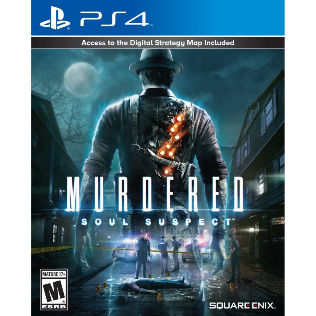 447-083 - Murdered: Soul Suspect Video Game