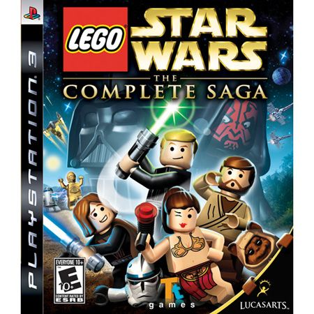 447-084 - Lego Star Wars Complete Saga Video Game