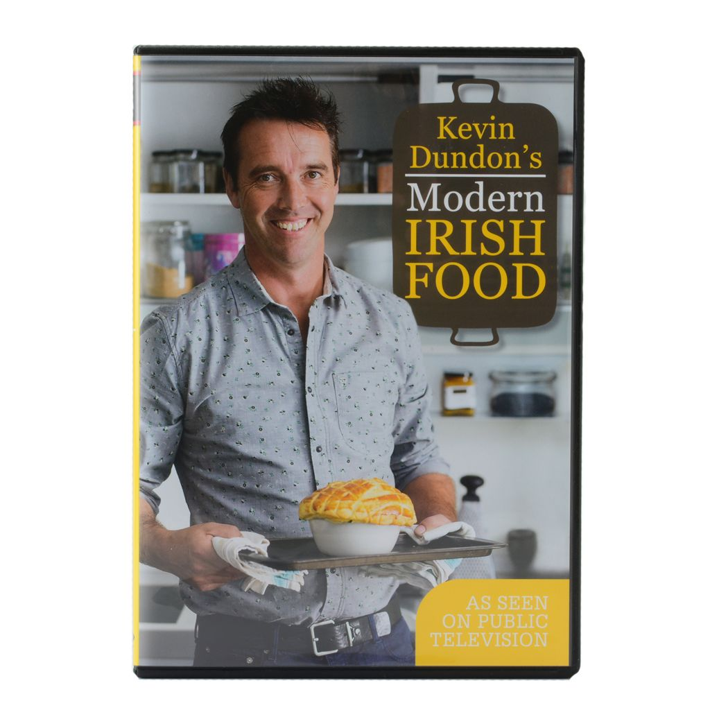 447-097 - Kevin Dundon Modern Irish Food First Season DVD Set w/ Two Discs
