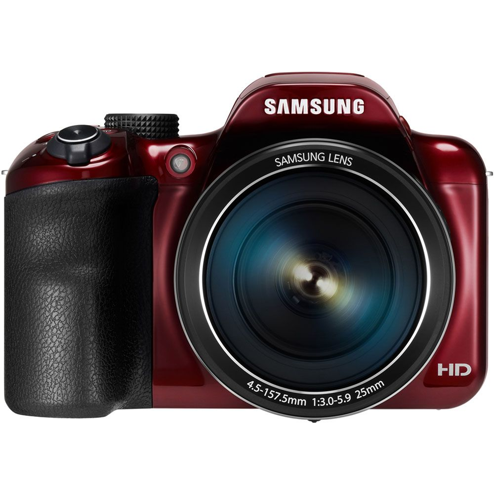 447-099 - Samsung 16.2MP Digital Smart Camera w/ Built-in Wi-Fi
