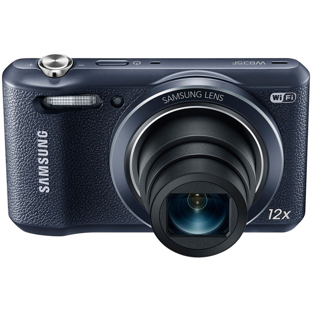447-102 - Samsung 16MP 12X Zoom Digital Smart Camera w/ Built-in Wi-Fi & NFC