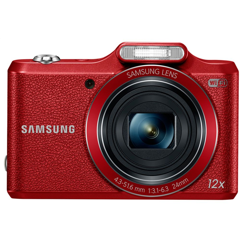 447-103 - Samsung 16.2MP Digital Smart Camera w/ Built-in Wi-Fi & NFC