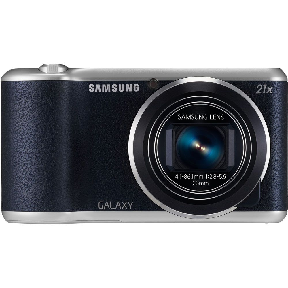 447-104 - Samsung 16.3MP Android™ Galaxy 2 Digital Camera w/ Wi-Fi, Bluetooth®, GPS & NFC