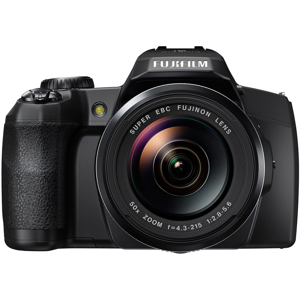 447-120 - Fujifilm FinePix S1 16MP Digital Camera w/ Built-in Wi-Fi