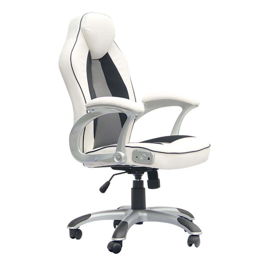 447-184 - X Rocker 2.0 Bluetooth® Audio Executive Office Chair w/ Adjustable Seat