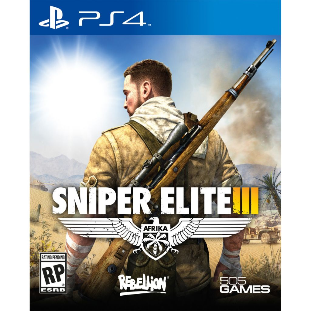447-200 - Sniper Elite III Video Game