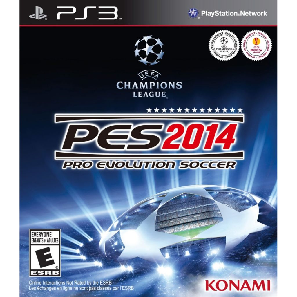447-206 - Pro Evolution Soccer 2014 Video Game
