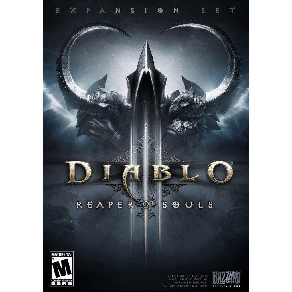 447-218 - Diablo III: Reaper of Souls Video Game