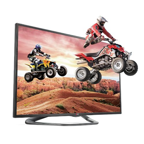 "447-279 - LG 50"" 1080p 120Hz 3D LED-Backlit Smart HDTV w/ Built-in Wi-Fi & Magic Remote"