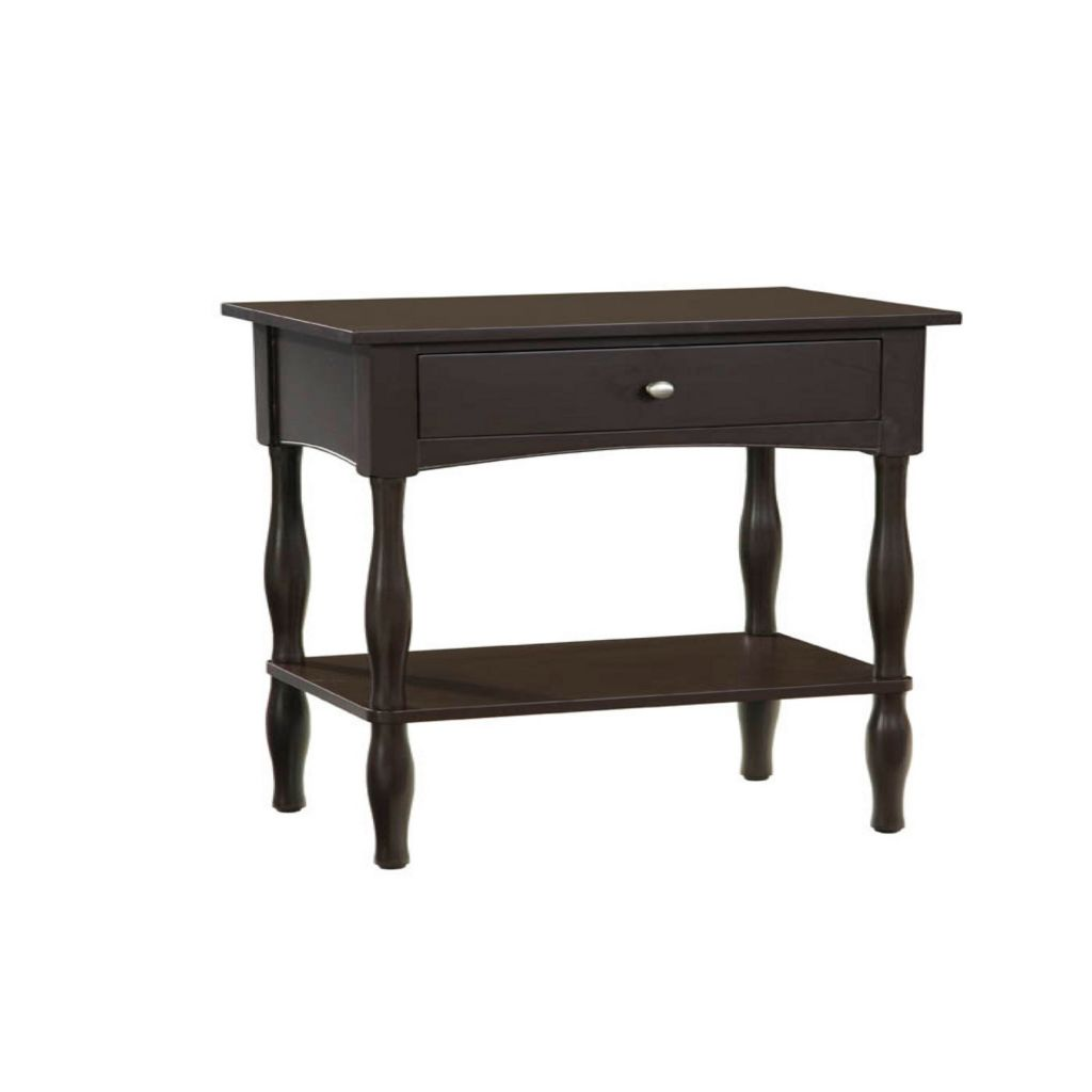 "447-290 - Alaterre Furniture 30"" Shaker Cottage-Style End Table"
