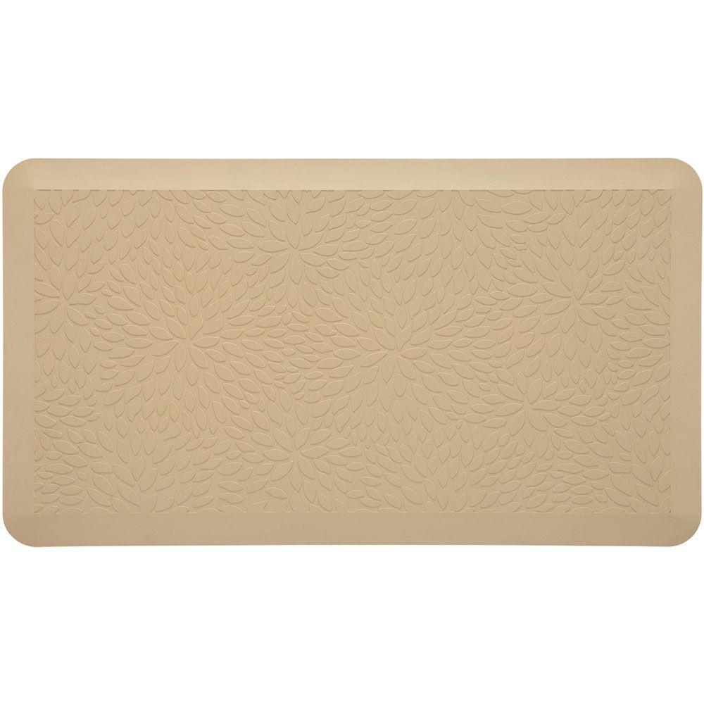 "447-352 - Comfort Co. 18"" x 30"" Anti-Fatigue Kitchen Mat"