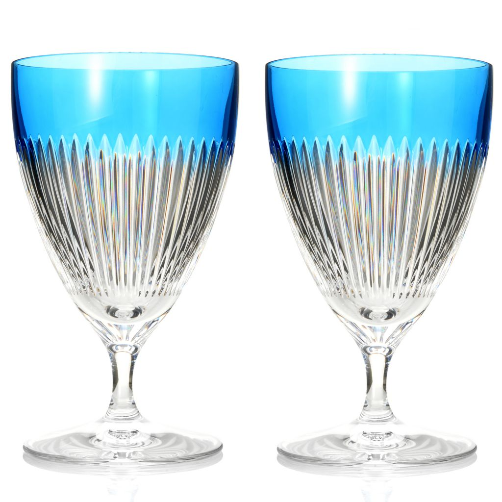 447-359 - Waterford® Crystal Mixology Set of Two 10 oz All Purpose Glasses