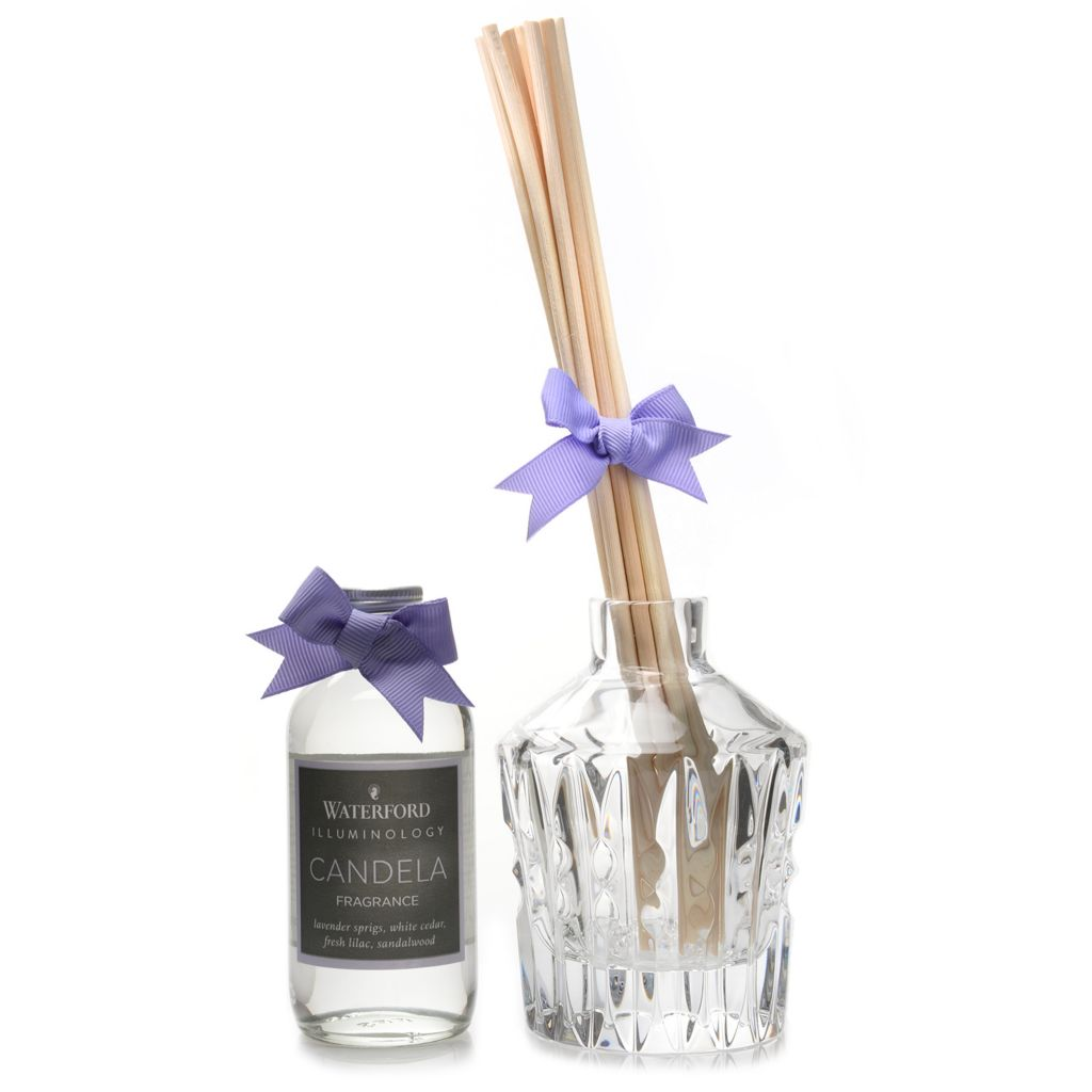 447-364 - Waterford® Crystal Illuminology Set of Three Fragrance Diffusers