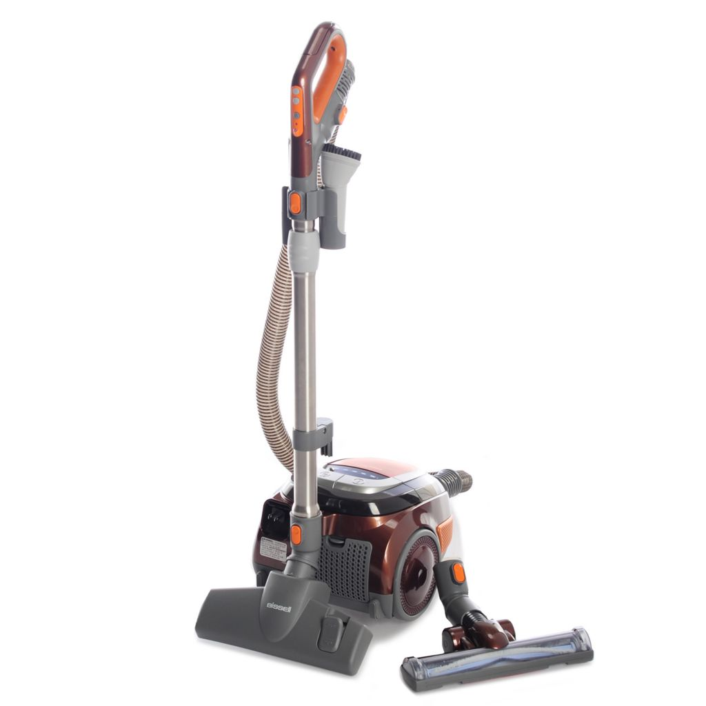 447-373 - Bissell® 7 Amp Hard Floor Expert Deluxe™ Bagless Canister Vacuum