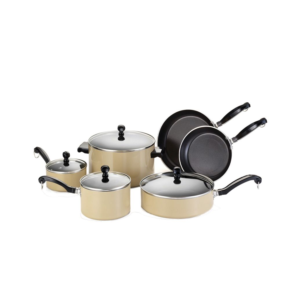 447-402 - Farberware Classic 12-Piece Nonstick Cookware Set
