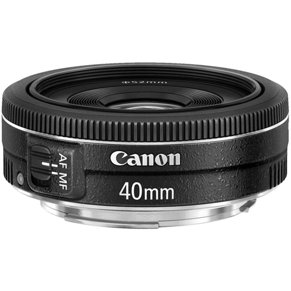 447-407 - Canon EF 40mm f/2.8 Compact STM Lens