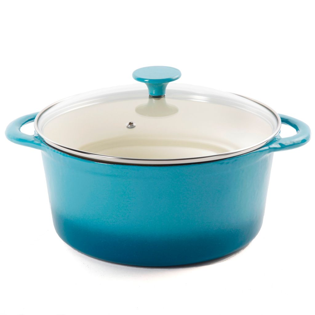 447-520 - Crock-Pot Europa 5 qt Cast Iron Dutch Oven