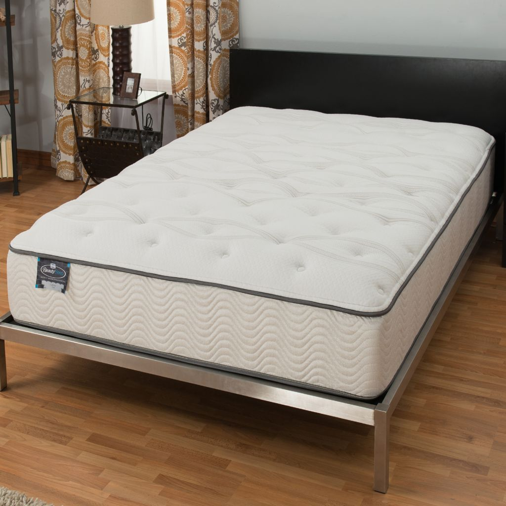 "447-530 - Simmons® BeautySleep® ""Persuasion"" Plush Mattress Only"