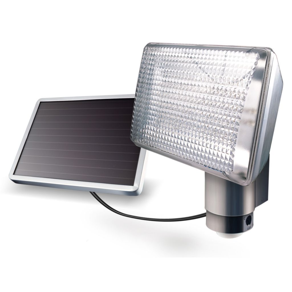 447-890 - MAXSA® Innovations 305 Lumen 80 LED Motion-Activated Solar Power Security Light
