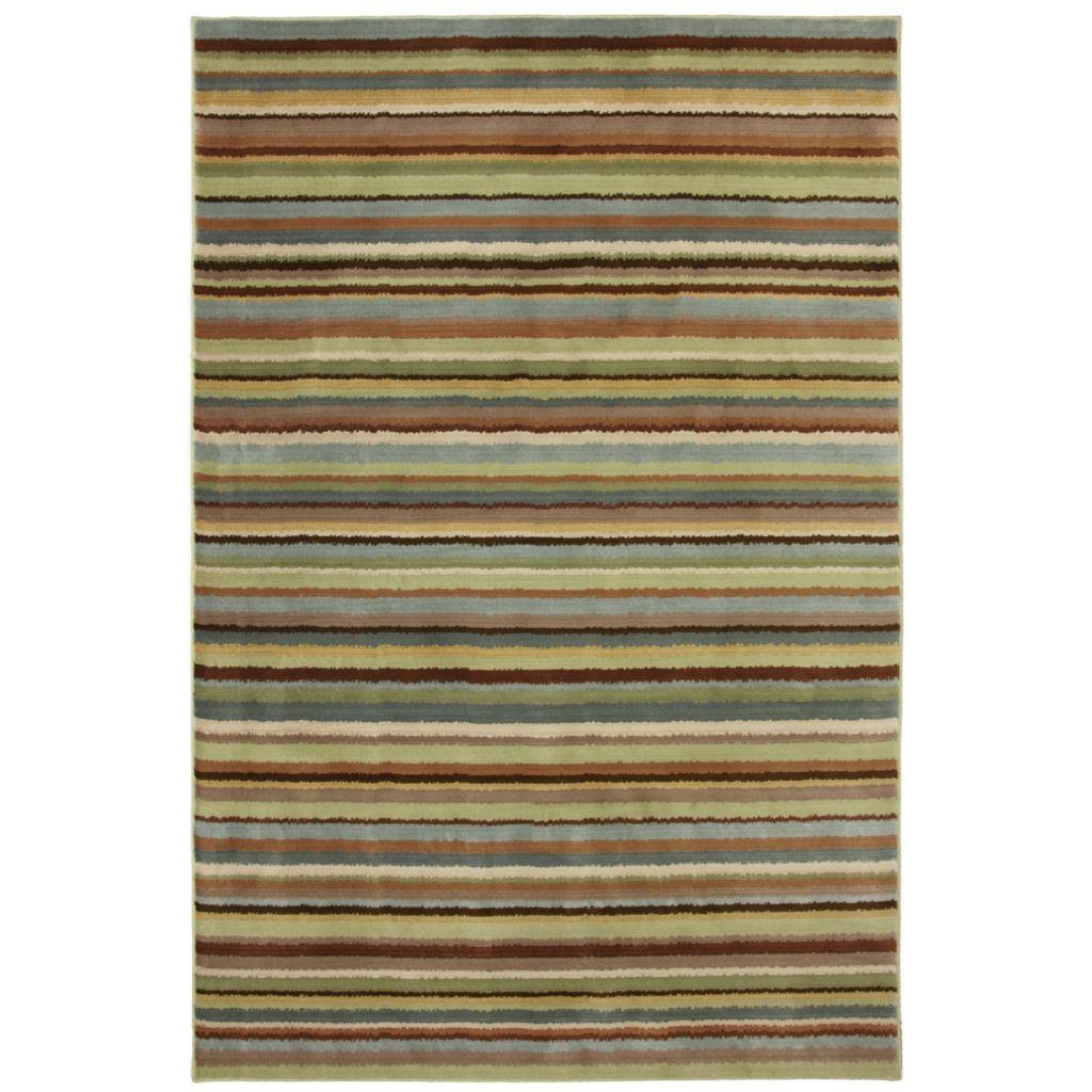 447-904 - Mohawk Home Rowe Peat Moss Rug