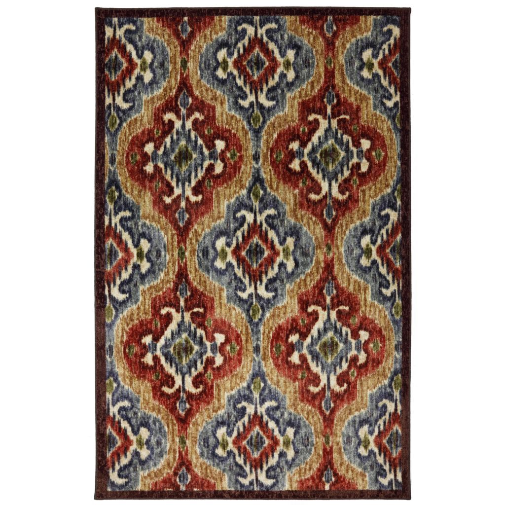 447-909 - Mohawk Home Primary Ikat Rug