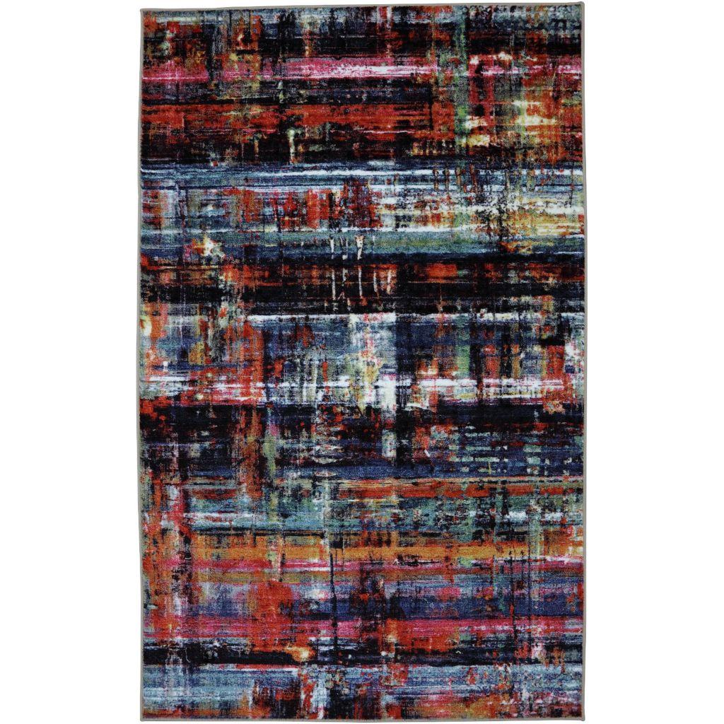 447-911 - Mohawk Home Multi Colored Windthread Rug