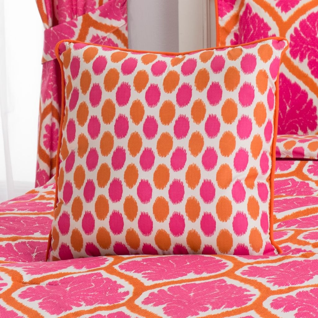 "447-926 - Cozelle® 16"" x 16"" Printed Decorative Pillow"